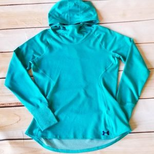 Under Armour Fitted Lightweight Coldgear Hoodie